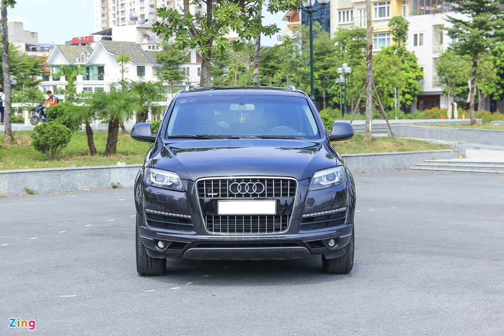 Audi,  Q7,  SUV,  xe cu anh 4