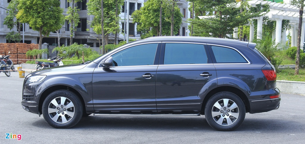 Audi,  Q7,  SUV,  xe cu anh 3