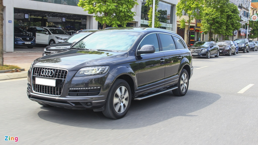 Audi,  Q7,  SUV,  xe cu anh 11