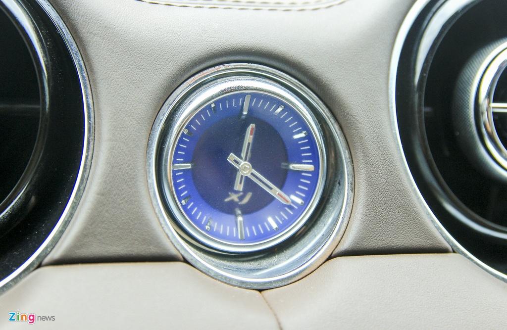 Jaguar,  XJL,  sedan hang sang,  xe cu anh 6