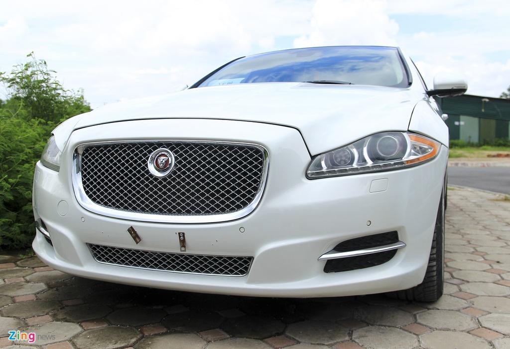 Jaguar,  XJL,  sedan hang sang,  xe cu anh 1