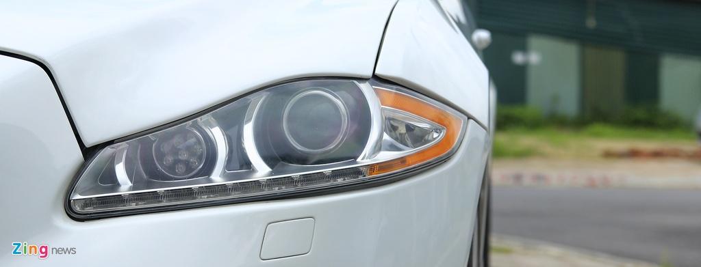 Jaguar,  XJL,  sedan hang sang,  xe cu anh 4