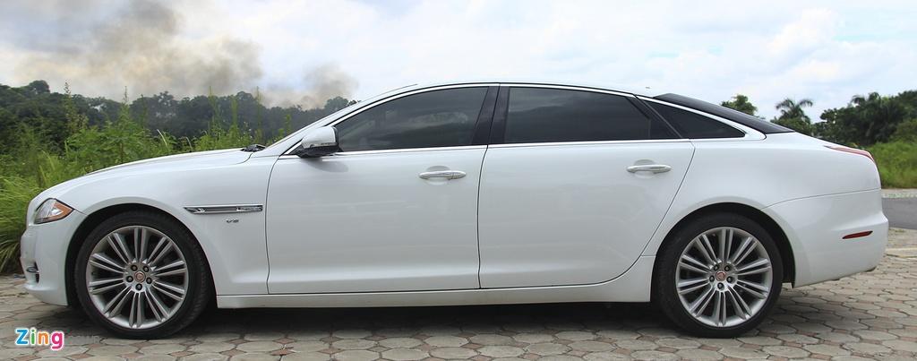 Jaguar,  XJL,  sedan hang sang,  xe cu anh 2