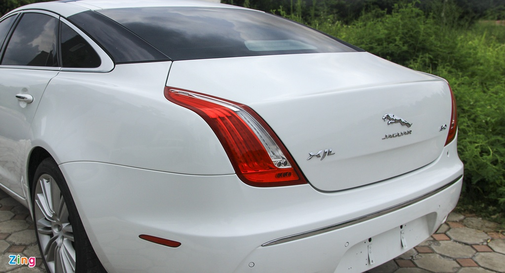 Jaguar,  XJL,  sedan hang sang,  xe cu anh 3