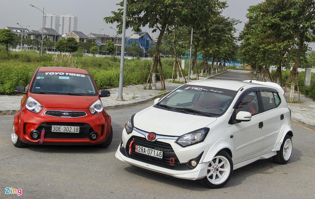 Toyota Wigo, Kia Morning do than rong ton 40 trieu dong hinh anh 2