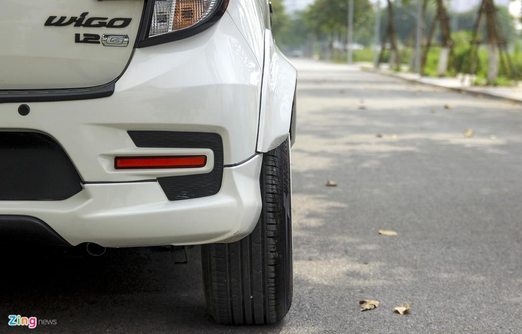 Toyota Wigo, Kia Morning do than rong ton 40 trieu dong hinh anh 6