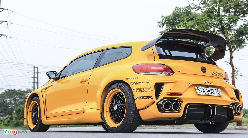 Volkswagen,  Scirocco,  widebody,  xe do anh 2