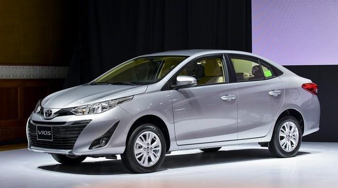 Toyota Vios, Honda City giam 30 trieu, Hyundai Accent giu gia hinh anh 2