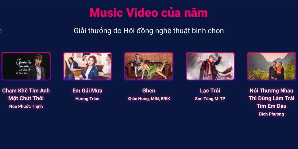 MV cua nam tai ZMA: Cuoc so ke giua 'Em gai mua' va 'Lac troi' hinh anh 1