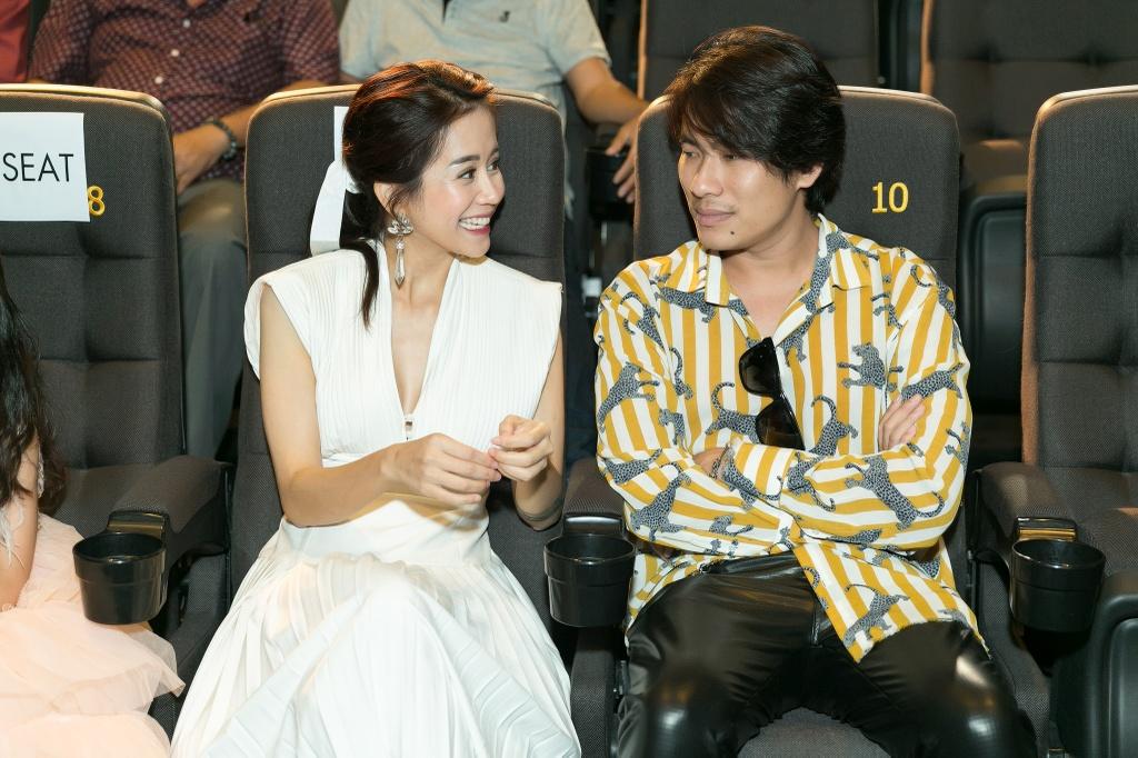Kieu Minh Tuan va An Nguy 'yeu nhau' - tro meo hay su that buon? hinh anh 2