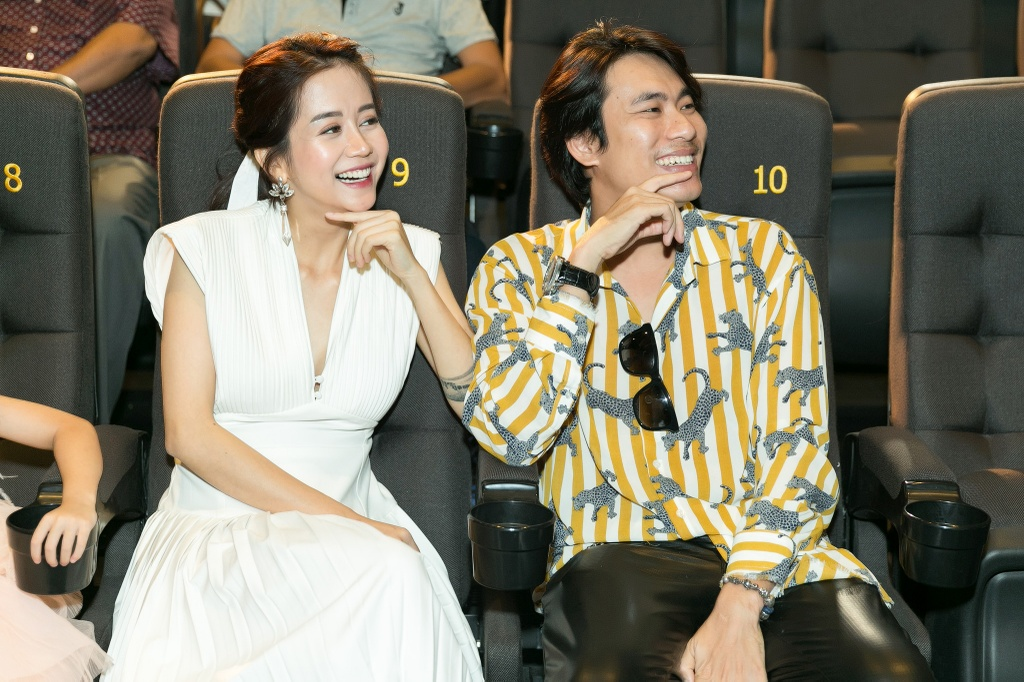 Kieu Minh Tuan va An Nguy 'yeu nhau' - tro meo hay su that buon? hinh anh 3