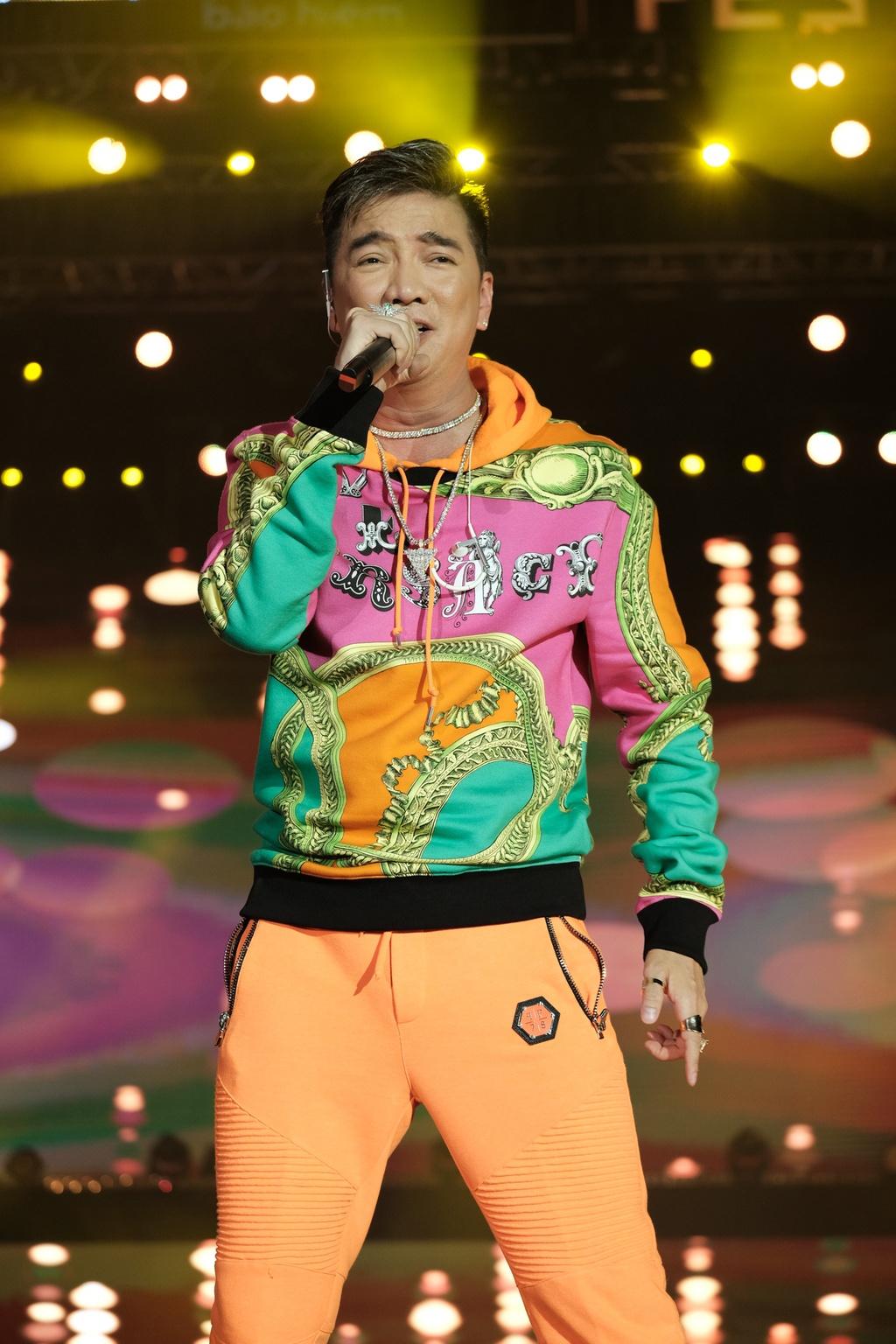 Ung Hoang Phuc bi mo nham nhac trong su kien quy tu dan sao Vpop hinh anh 9