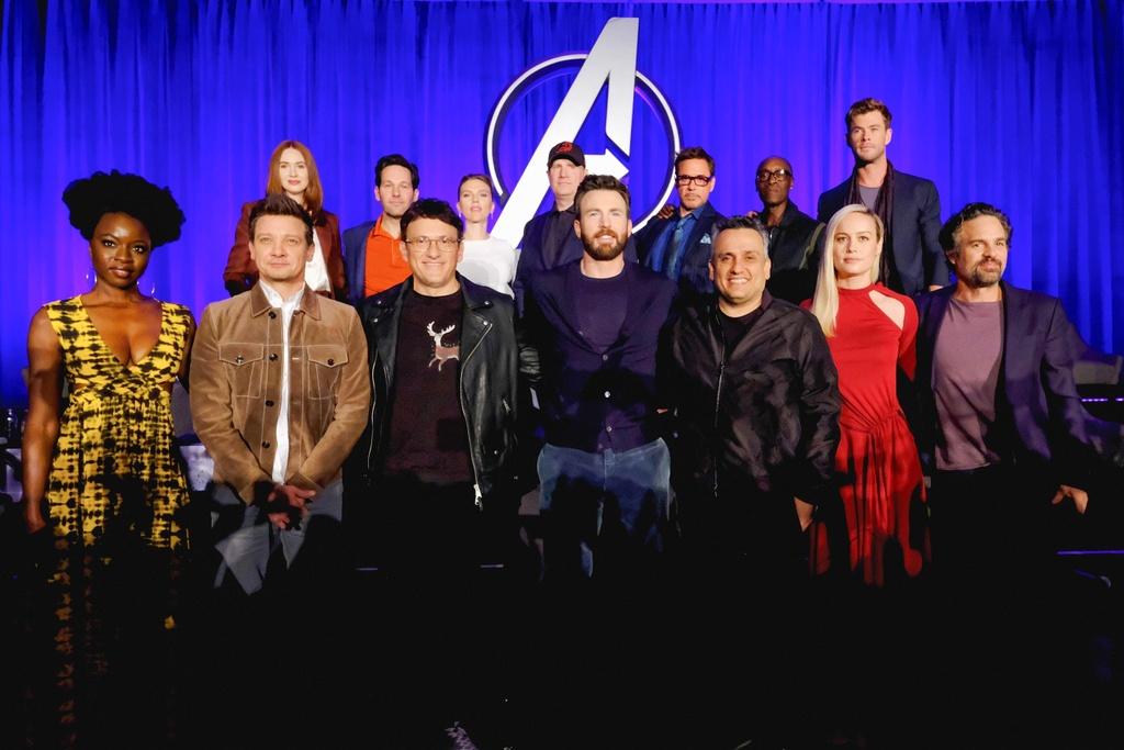 Tinh ban gay thon thuc cua dan sao 'Avengers: Endgame' sau 11 nam hinh anh 9