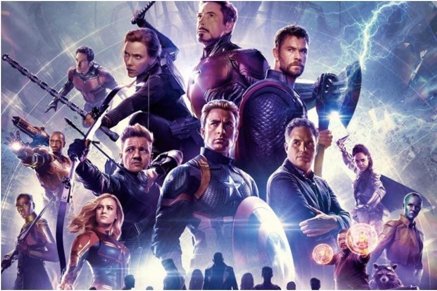 Tinh ban gay thon thuc cua dan sao 'Avengers: Endgame' sau 11 nam hinh anh 8