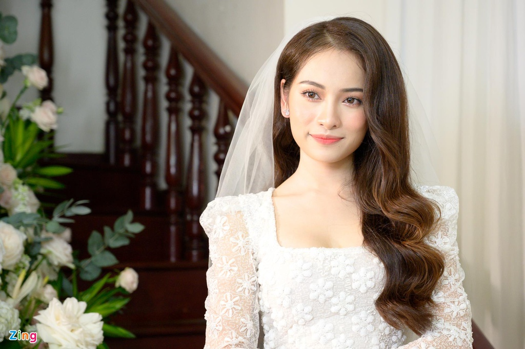 Sara Luu xinh dep, Duong Khac Linh hoi hop trong le ruoc dau hinh anh 4