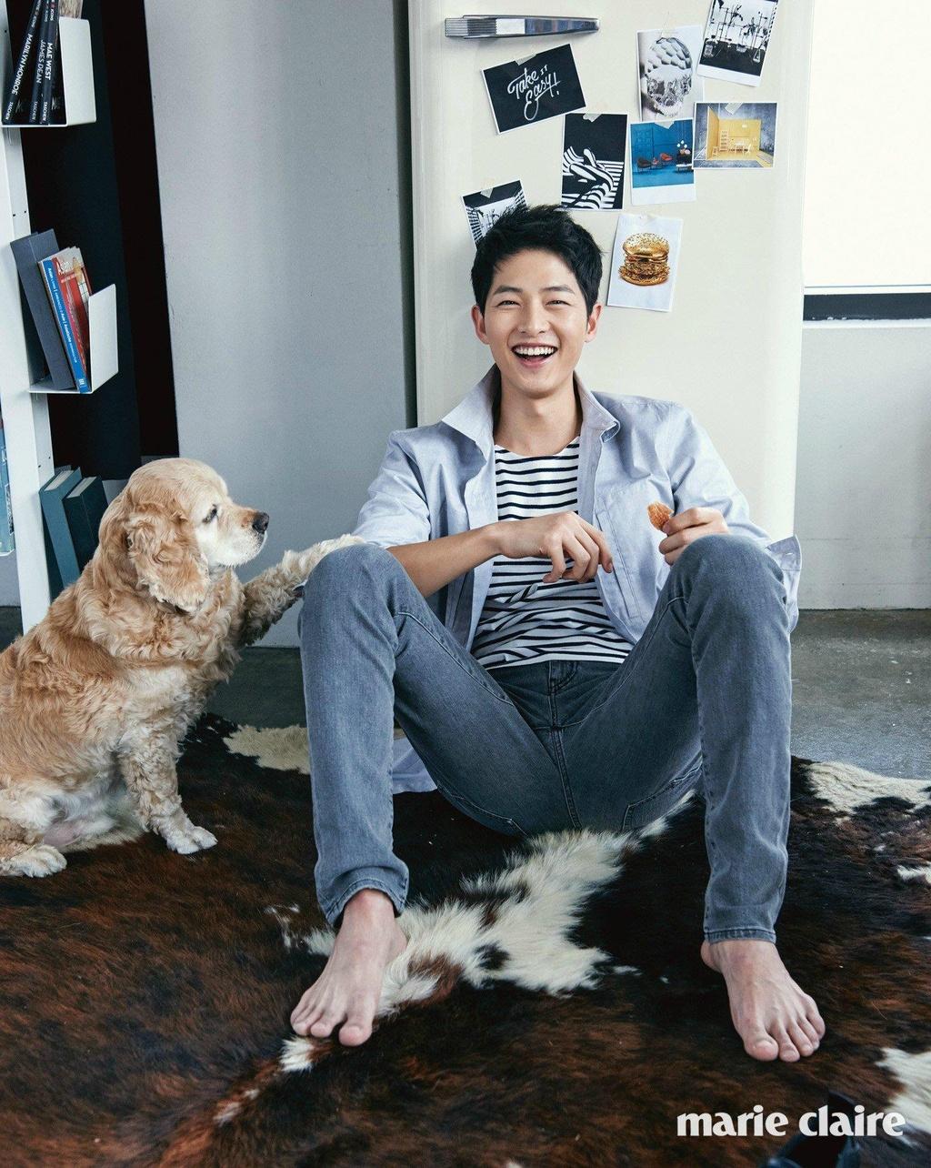 Song Joong Ki tu nguong mo den quyet liet ly hon Song Hye Kyo hinh anh 2