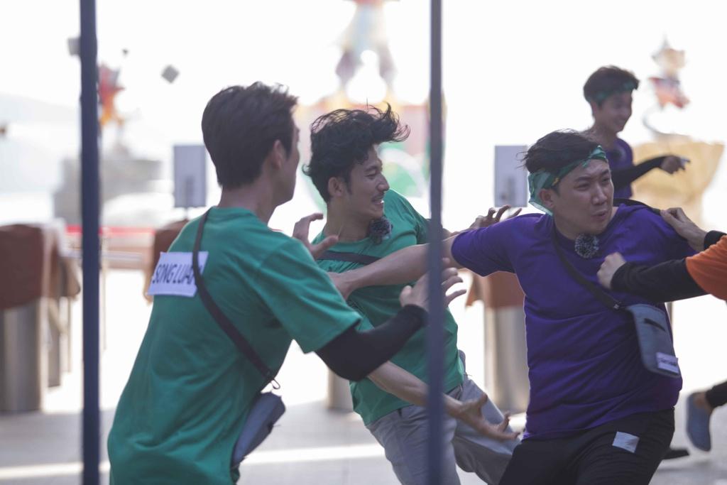 Running Man tap 14: Dong Nhi choi lan luot, dan cast bi loai het hinh anh 3