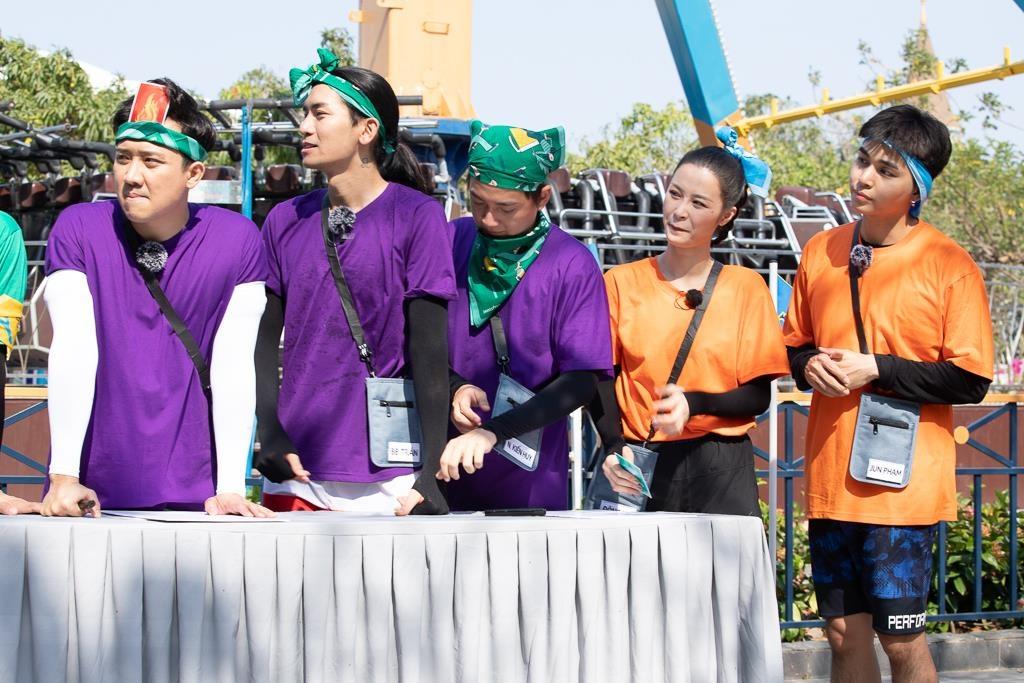 Running Man tap 14: Dong Nhi choi lan luot, dan cast bi loai het hinh anh 1