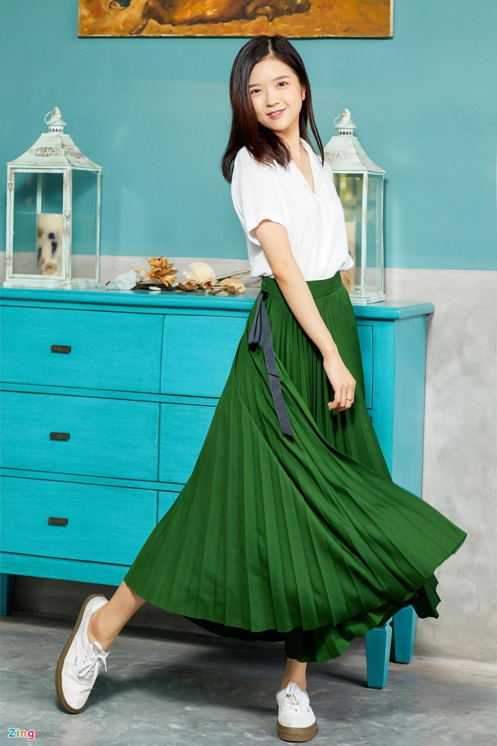 Suni Ha Linh: 'Phai den tien bang mot can ho de roi cong ty cu' hinh anh 5