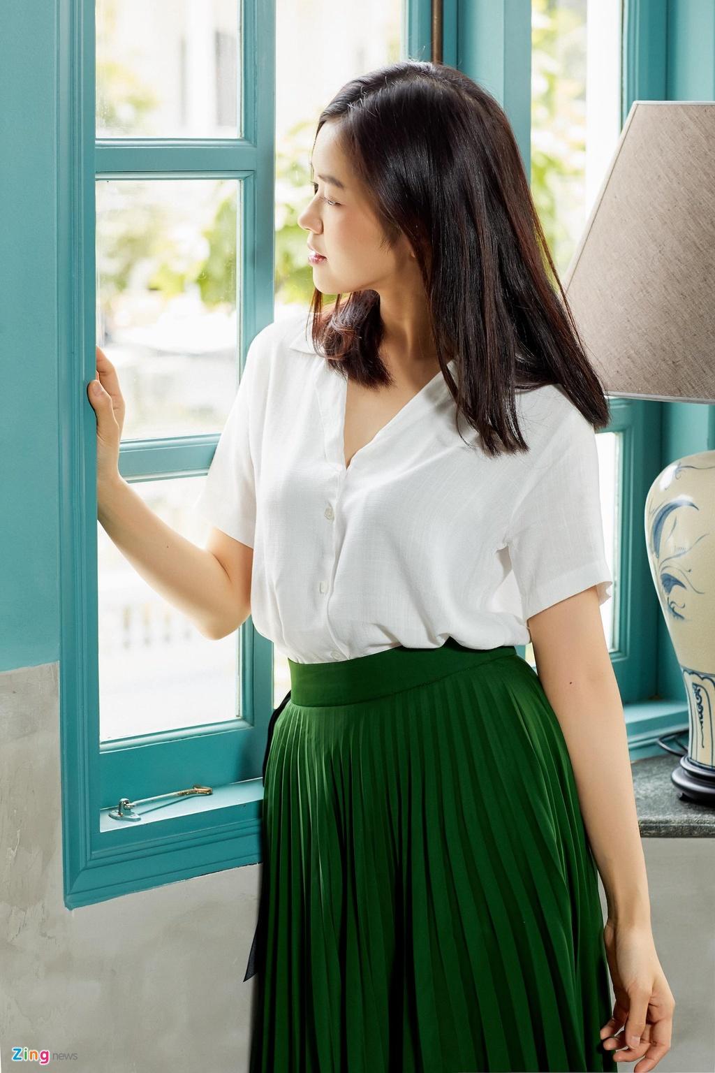 Suni Ha Linh: 'Phai den tien bang mot can ho de roi cong ty cu' hinh anh 2
