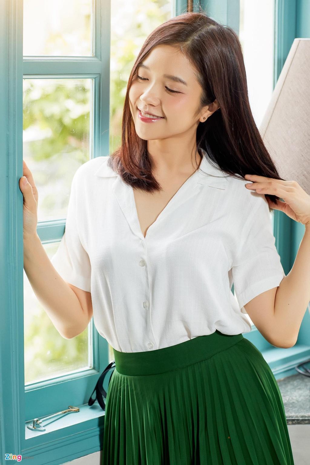 Suni Ha Linh: 'Phai den tien bang mot can ho de roi cong ty cu' hinh anh 4
