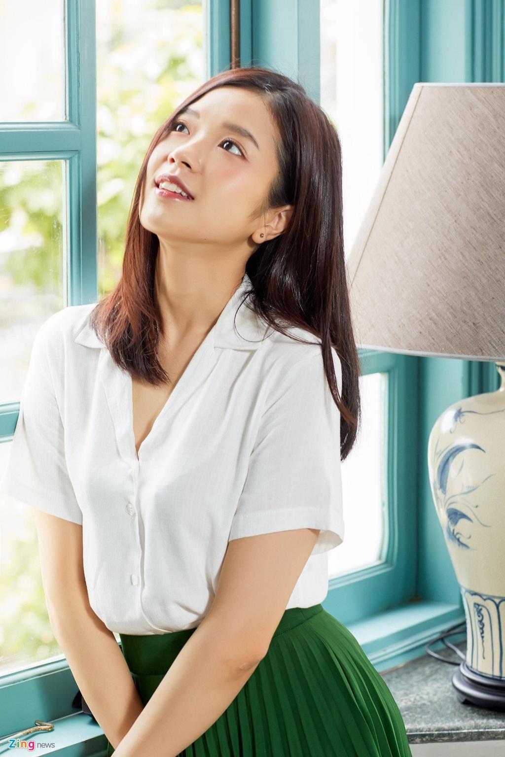 Suni Ha Linh: 'Phai den tien bang mot can ho de roi cong ty cu' hinh anh 3