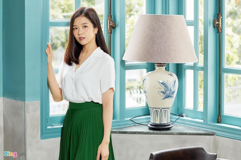 Suni Ha Linh: 'Phai den tien bang mot can ho de roi cong ty cu' hinh anh 1
