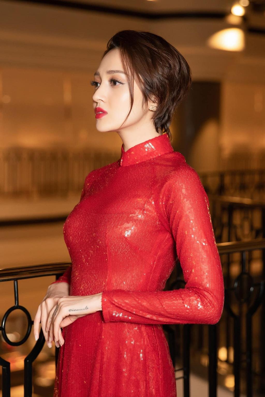 Bao Anh o tuoi 27 - ve ngoai pha cach, on ao chuyen yeu Ho Quang Hieu hinh anh 2