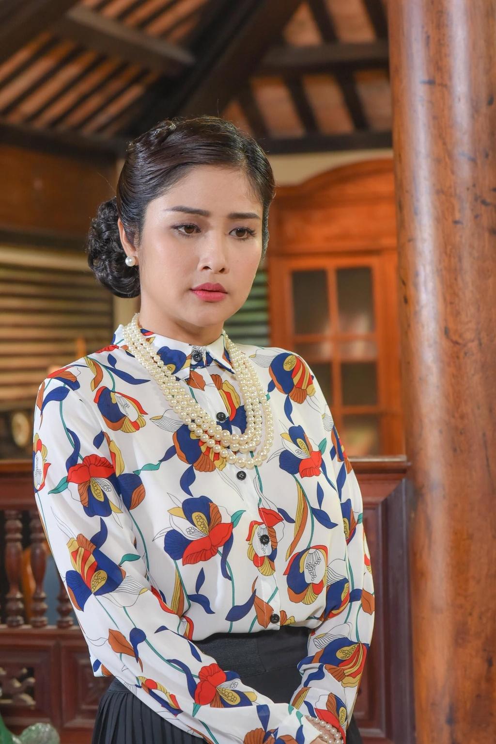 Nhan sac Thao Trang khi dong 'Tieng set trong mua' hinh anh 5