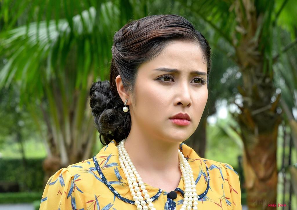 Nhan sac Thao Trang khi dong 'Tieng set trong mua' hinh anh 3