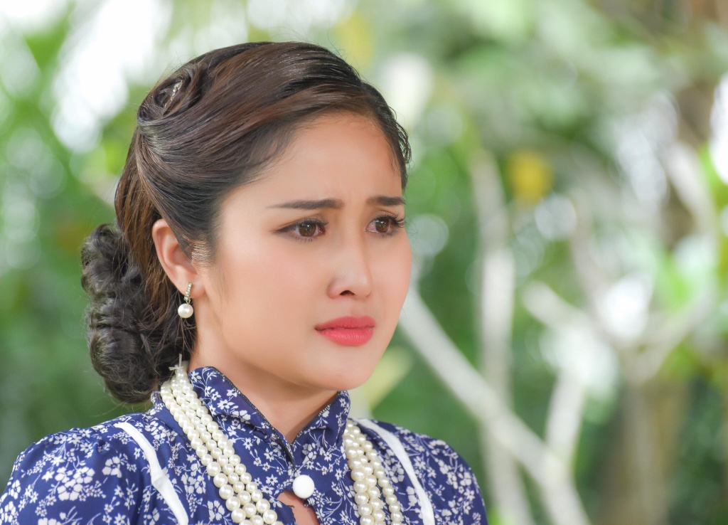 Nhan sac Thao Trang khi dong 'Tieng set trong mua' hinh anh 2
