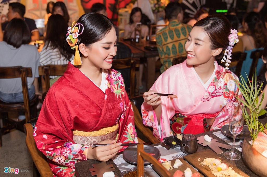 ky duyen tieu vy mac kimono anh 2