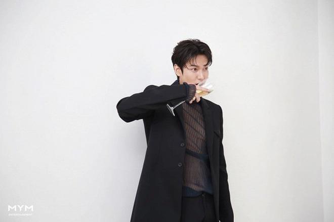 Ve ngoai khong qua chinh sua cua Lee Min Ho hinh anh 8