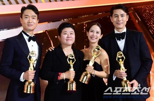 'Ky sinh trung' thang 5 giai lon tai 'Oscar Han Quoc' hinh anh 12