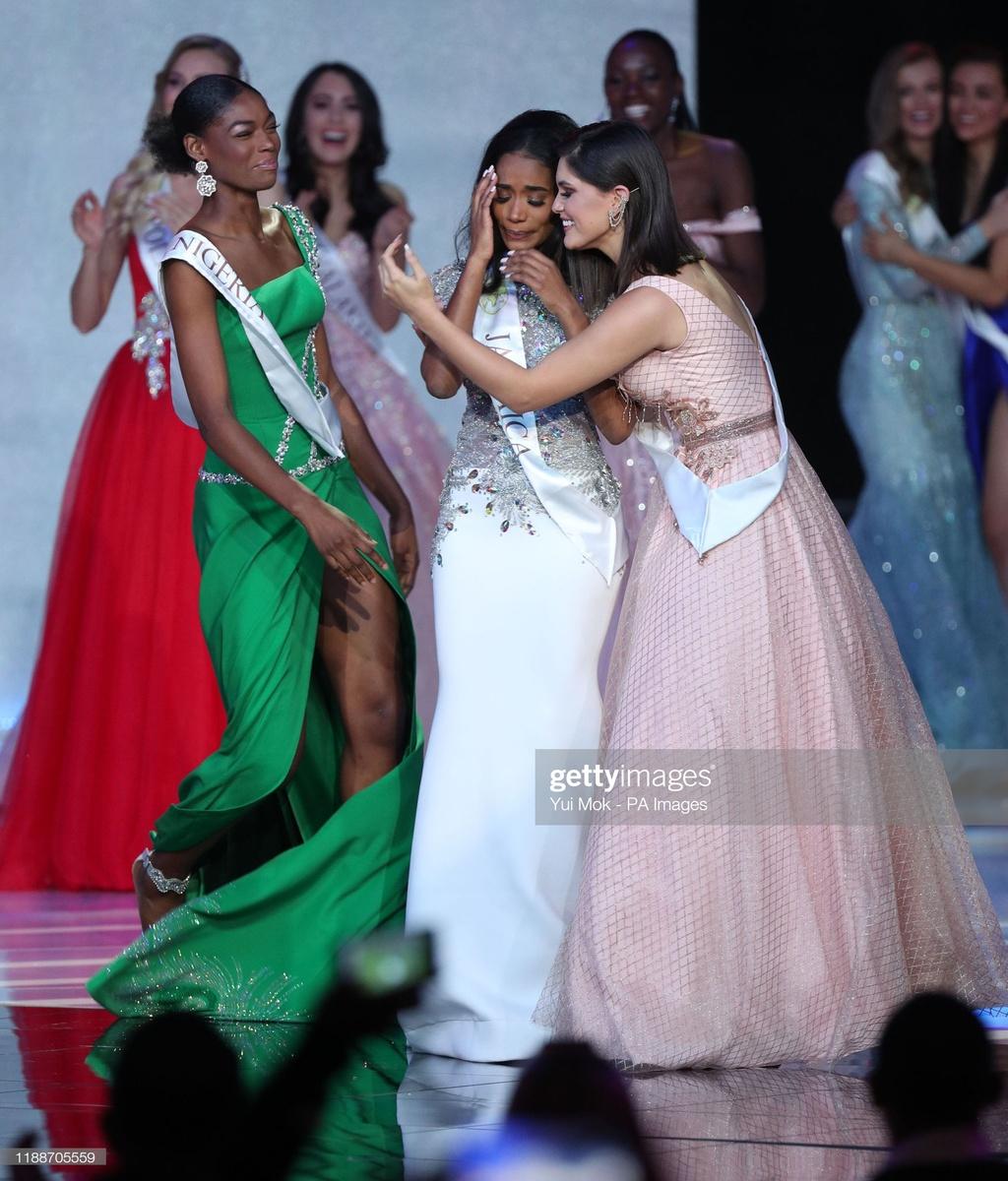 Nguoi dep Jamaica hoang mang khi dang quang Miss World 2019 hinh anh 4 gettyimages-1188705559-2048x2048.jpg