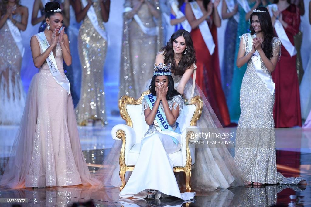 Nguoi dep Jamaica hoang mang khi dang quang Miss World 2019 hinh anh 1