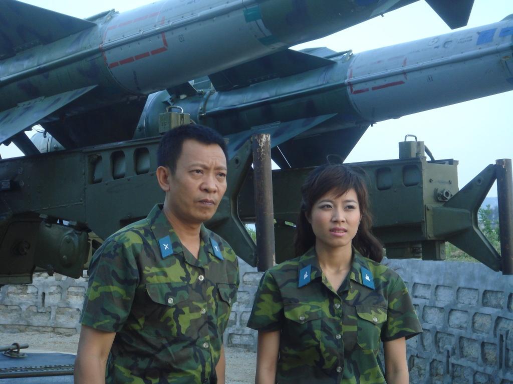 Hinh anh MC Lai Van Sam, Hoang Linh dan Chung toi la chien si tu 2006 hinh anh 13 null