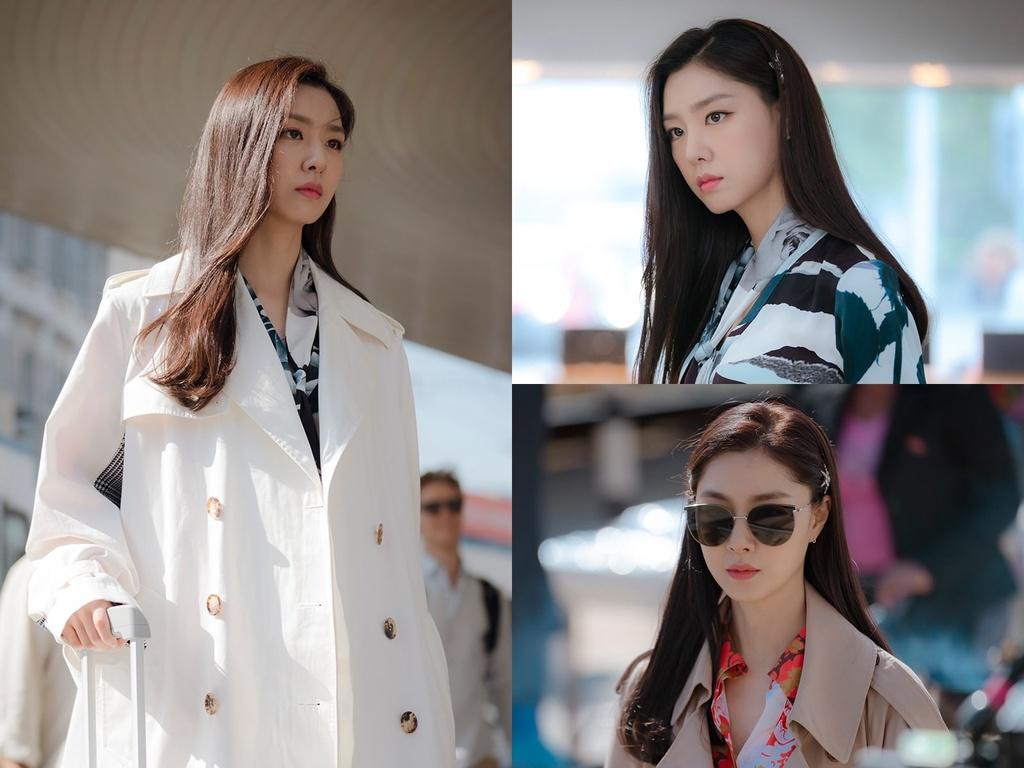 Seo Ji Hye - my nhan co su nghiep lan dan cua 'Ha canh noi anh' hinh anh 1
