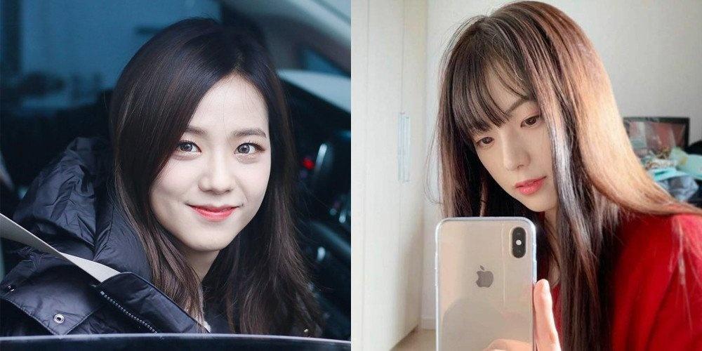 Chi gai Ji Soo (Black Pink) so huu ve ngoai giong my nu Han Hyo Joo hinh anh 7