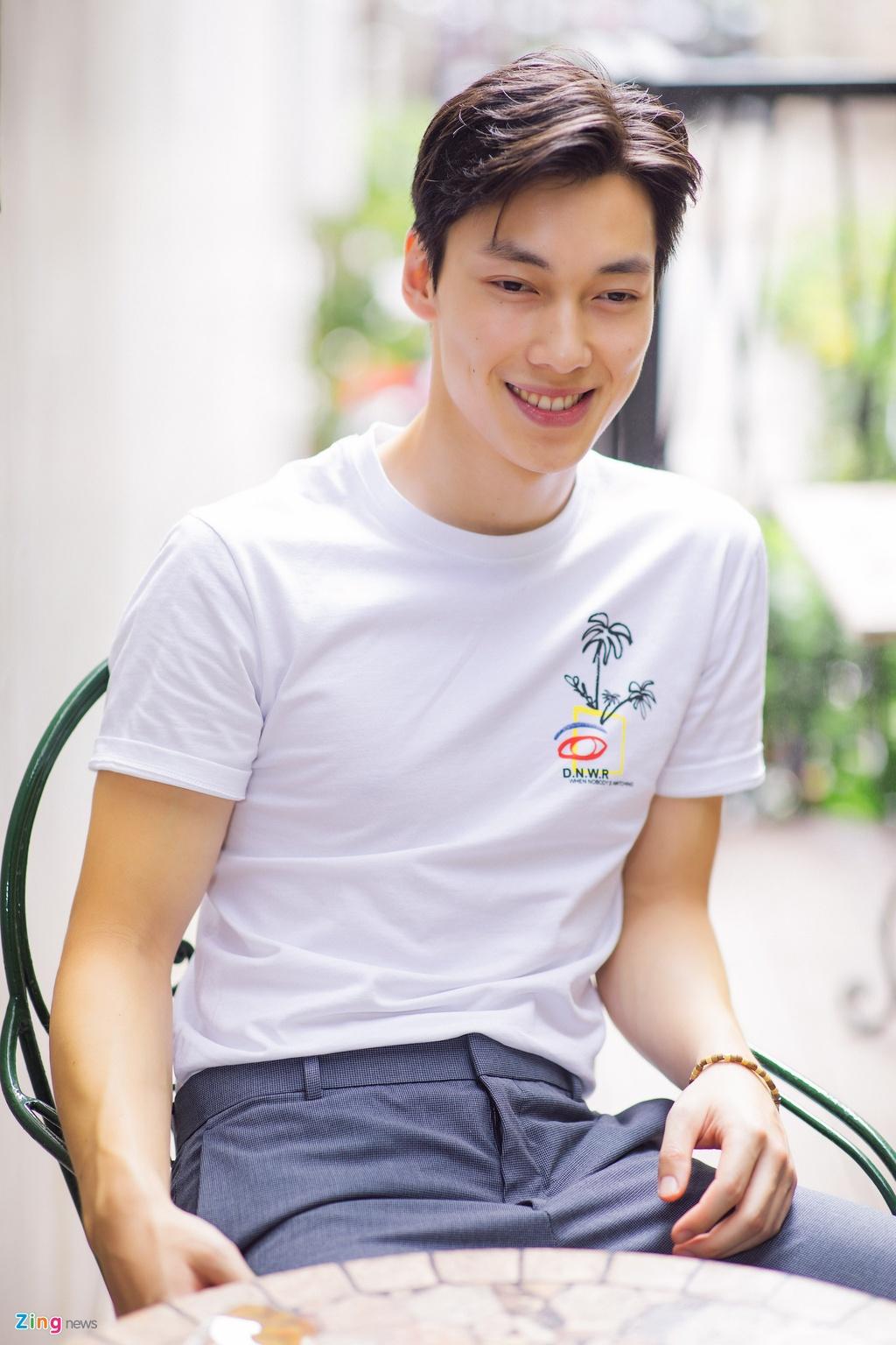 Em trai Viet kieu cua Thu Ngoc: 'Toi duoc chu y sau Nguoi ay la ai' hinh anh 9 NGT_5746_zing.jpg