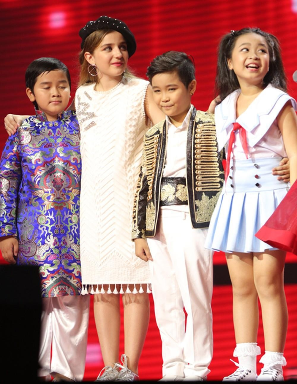 thi sinh the voice kids anh 10