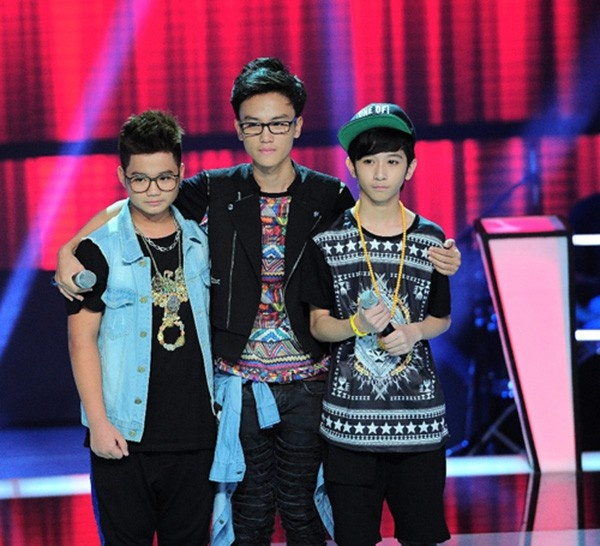 thi sinh the voice kids anh 23