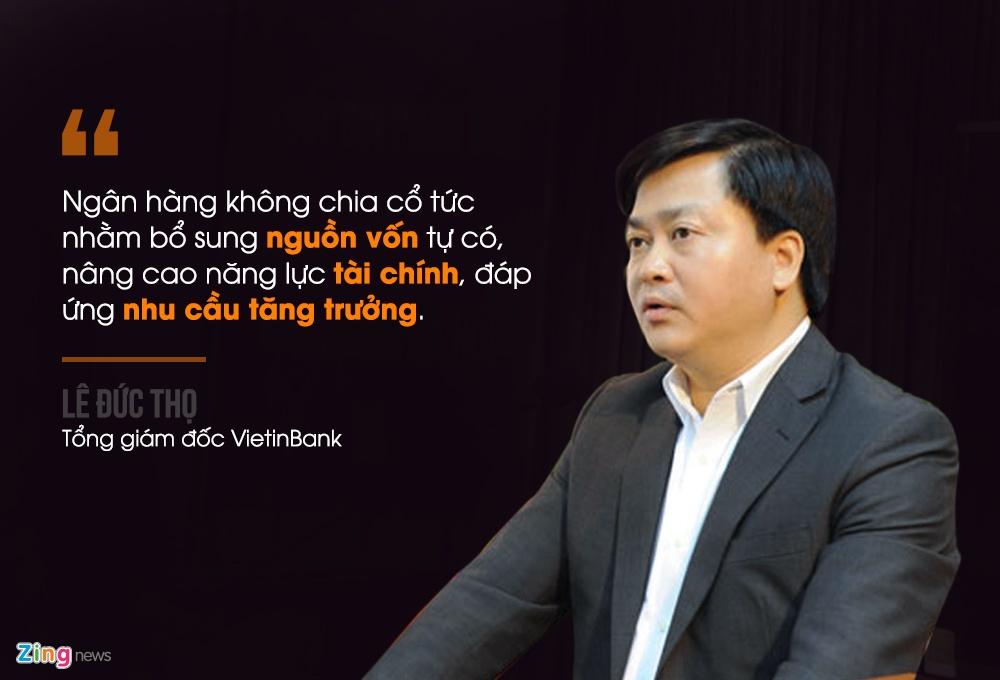 Bo Tai chinh doi ngan hang chia co tuc anh 1