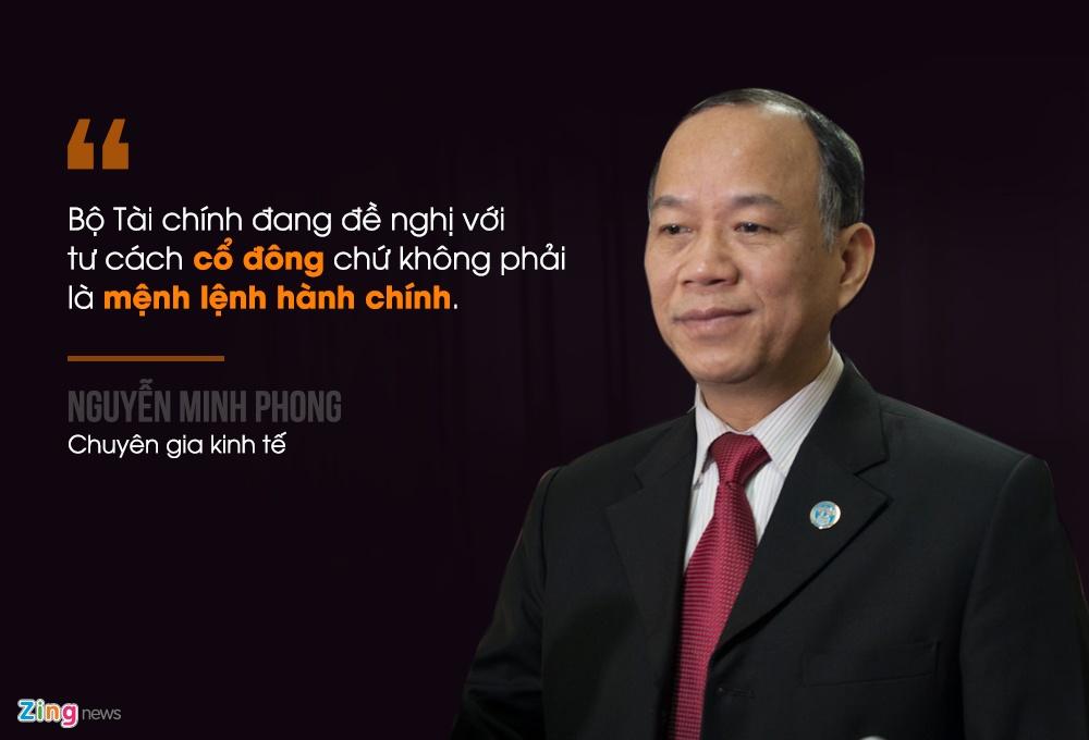 Bo Tai chinh doi ngan hang chia co tuc anh 3