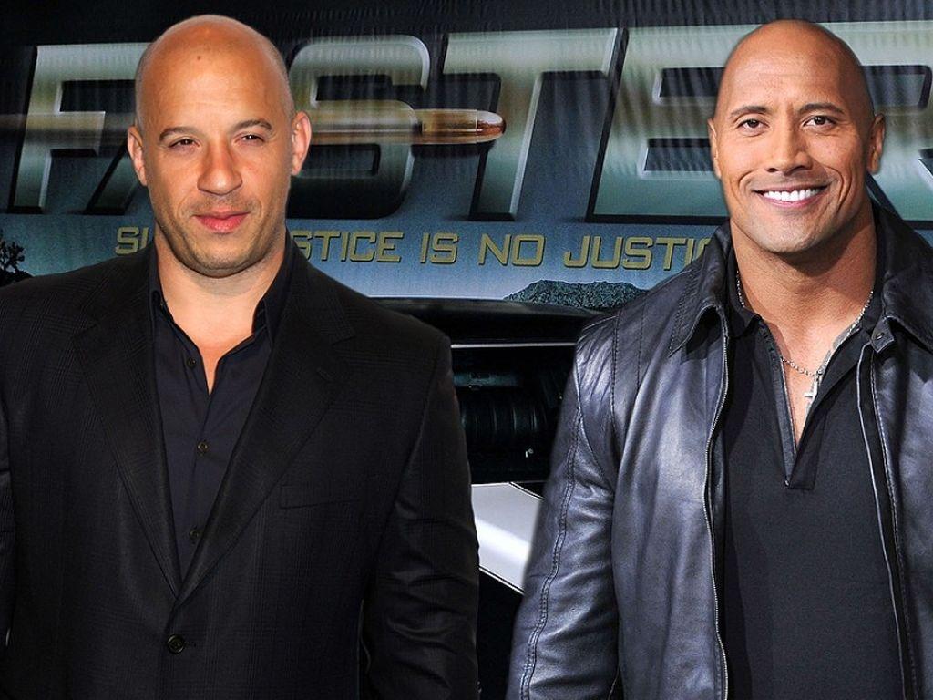 Vin Diesel va The Rock - co hoi nao cho cai bat tay sau lan cach mat? hinh anh 8