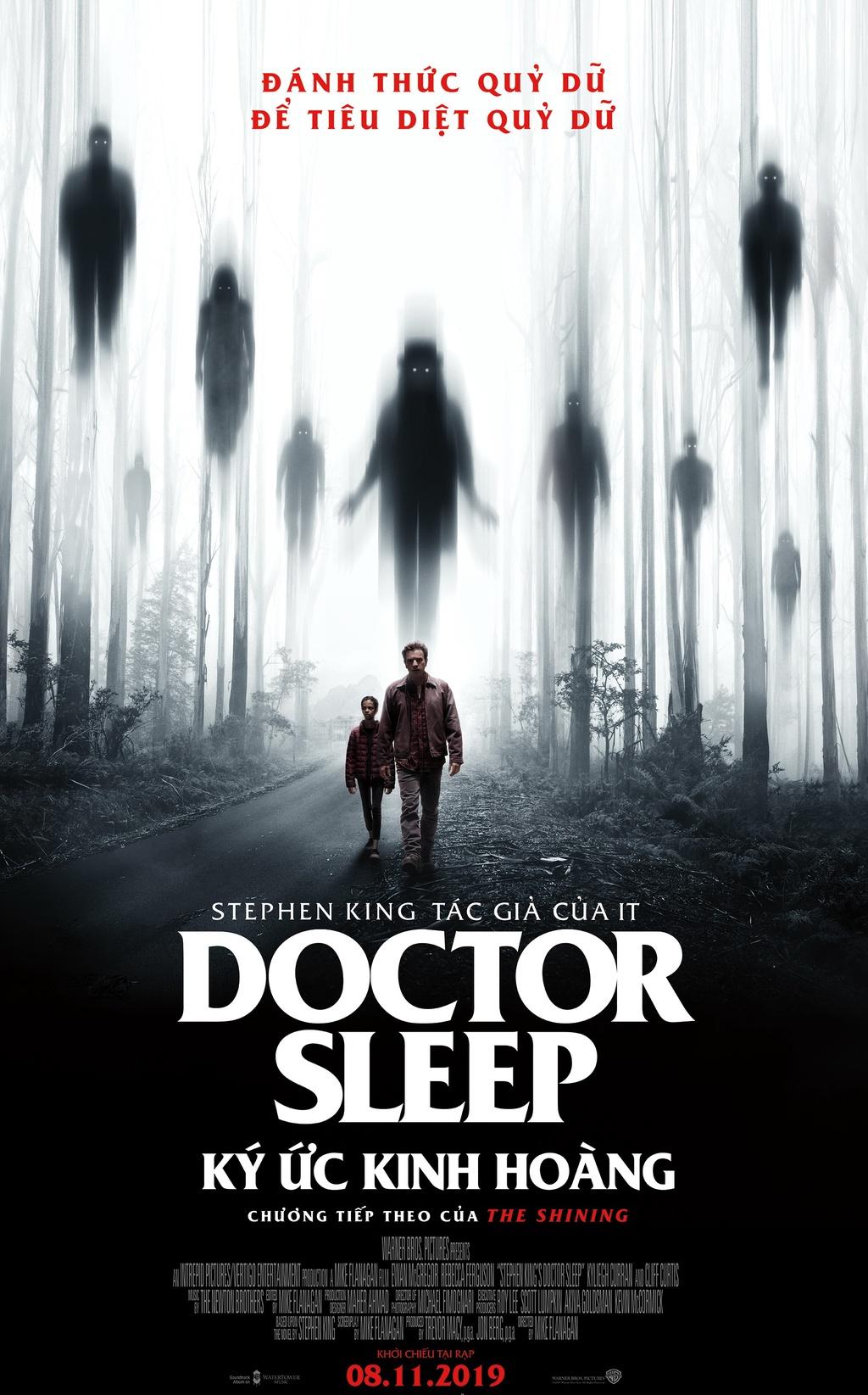 'Doctor Sleep' - tran chien tam linh cua nguoi co nang luc sieu nhien hinh anh 1