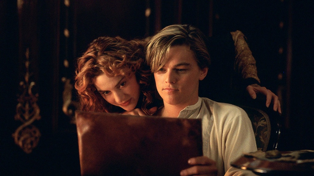 Nhin lai nhan sac Kate Winslet trong Titanic anh 8