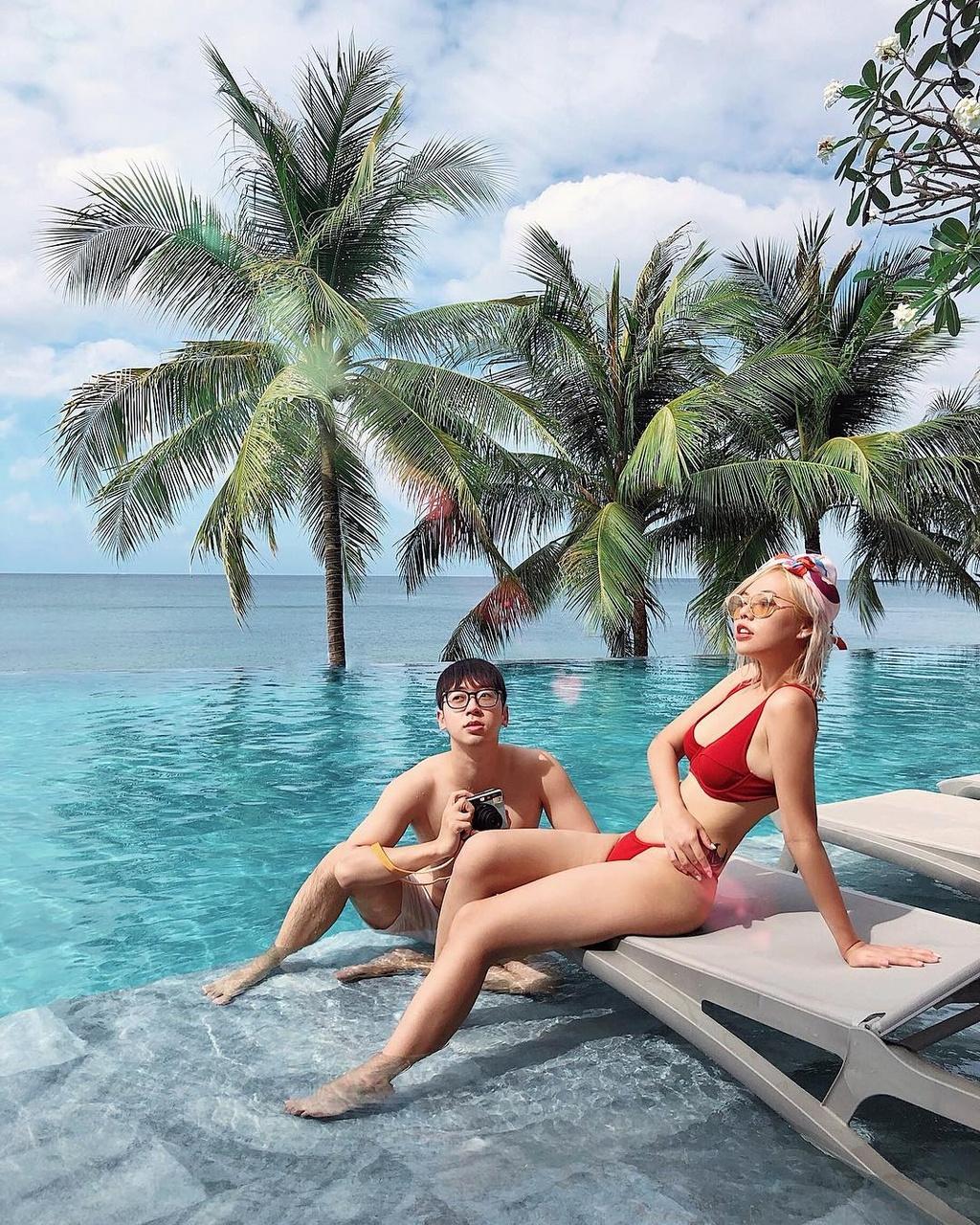 4 resort co ho boi dep tai Phu Quoc hinh anh 7  - 46305319_2078520598876139_3814160416837748567_n - 4 resort có hồ bơi đẹp tại Phú Quốc