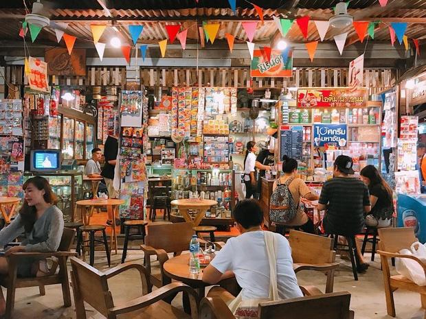 Khu cho dem voi 1.500 gian hang o Bangkok hinh anh 10