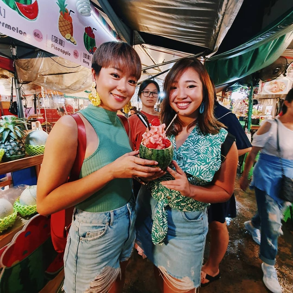 Khu cho dem voi 1.500 gian hang o Bangkok hinh anh 11